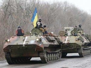 Ukrayna'da ayrılıkçılardan 100 bin kişilik ordu planı