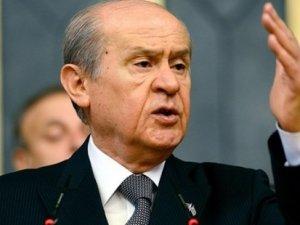 Devlet Bahçeli'den Cumhurbaşkanı Erdoğan'a Kim Jong benzetmesi