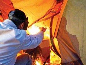 Gezi'de çadırları yakan 7 zabıta beraat etti