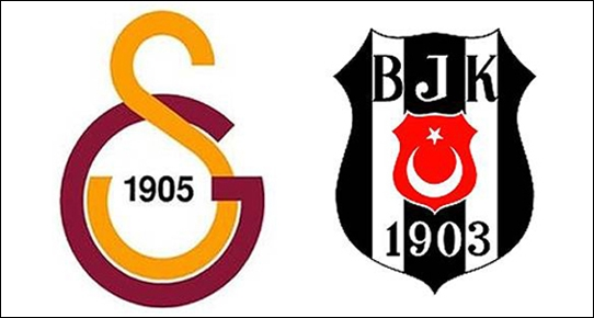 Galatasaray Beşiktaş'a tepki gösterdi