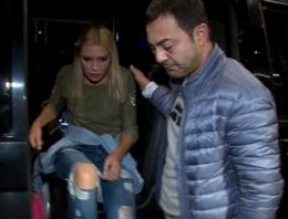 Chole Ortaç hastaneye götürüldü