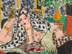 Nermin Sultan'ın betimlendiği tablo müzayede 57 milyona satıldı