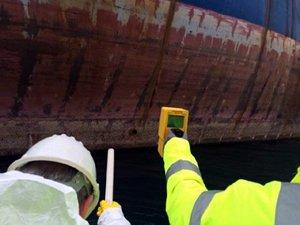 Kuito adlı gemide herhangi bir radyoaktif madde bulunmadı