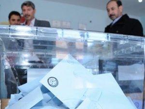 7 Haziran genel seçim için alınacak önlemler açıklandı