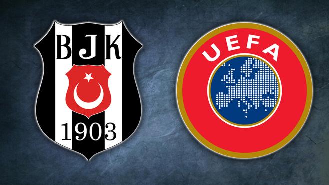 UEFA Beşiktaş'ı değerlendirdi