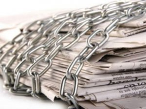 'Türkiye'de gazeteciler bir numaralı devlet düşmanı'