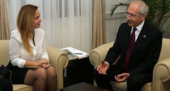 Semiha Yankı'nın kızı Kılıçdaroğlu'na danışman oldu!