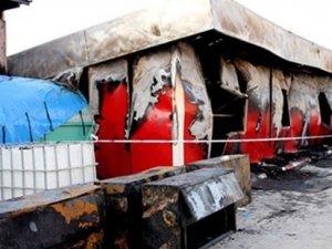 100 TL için 3 insan yanarak öldü