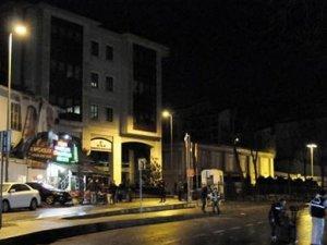 AKP İstanbul İl Başkanlığı Binası'na silahlı saldırı