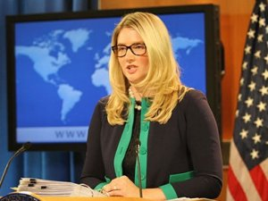 Marie Harf'tan Fethullah Gülen açıklaması