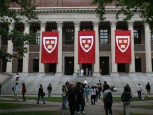 Harvard'da aşka yasak geldi