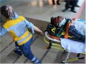 Kahramanmaraş'ta korkunç çarpışma: 34 yaralı