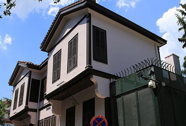 Atina'da Atatürk'ün evi tartışması