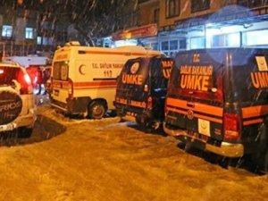 Bozdağ'daki dağcılara 15 saat sonra ulaşıldı
