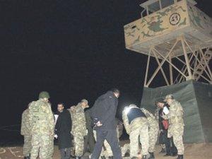 Suriye sınırında 3 askerin ölümünde çatışma iddiası
