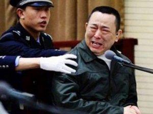 Çinli milyarder idam edildi