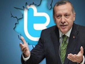 Cumhurbaşkanı Erdoğan, Twitter ile barıştı