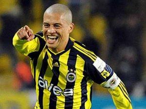 Alex'ten Sneijder samimiyeti