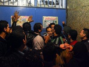 Mısır'da lig maçları ertelendi