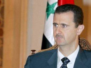 Esad BBC'ye konuştu: IŞİD karşıtı koalisyona katılmayız