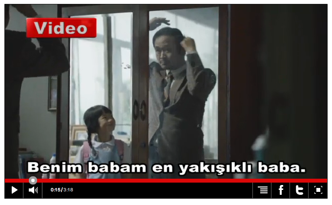 Dünyayı ağlatan kısa film