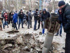 Ukrayna'da roket saldırısı: 8 ölü