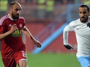 Trabzonspor'dan Türkiye Kupasına veda