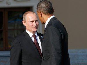 Obama'dan Putin'e sert uyarı