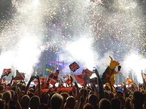 Eurovision'da bir ilk! Okyanusya ülkesi de katılacak
