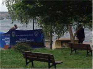 Beşiktaş sahilinde olay!
