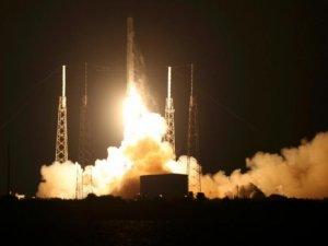 Uzaya yeni bir uydu gönderildi