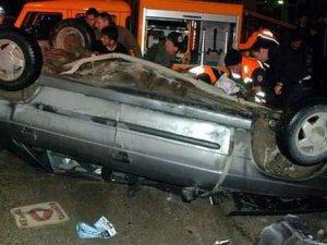 Kastamonu'da kaza: 2 ölü