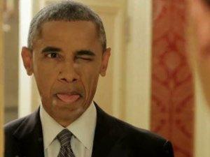 Obama'nın daha önce görmediniğiniz videosu