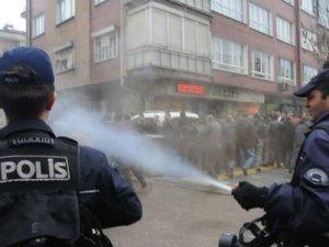 'Sık lan sık' diyen polis memuru hakkında soruşturma başlatıldı