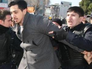 Polisten CHP'li vekilin oğluna: Seni de gözaltına alırım, babanı da