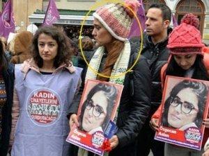 Özgecan Aslan için protesto