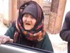 Suriyeli yaşlı teyze IŞİD'e meydan okudu