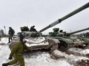 Ukrayna'da silahlar susmuyor