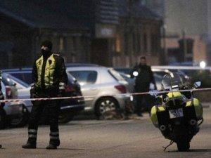 Danimarka polisi zanlıyı öldürdü