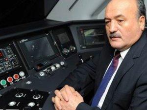 TCDD Genel Müdürü Süleyman Karaman'ın da adının karıştığı 210 milyon TL'lik yolsuzluk dosyası kapatıldı!