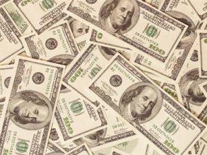 Dolar 2,45'in altına geriledi