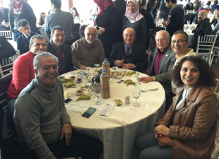 İstanbul'da yaşayan Anamurlular 6.kez buluştular