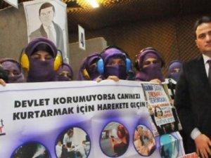 Şefkat-Der'den kadınlara silah ve savunma eğitimi