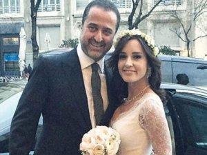 Nazlı Çelik ve Serdar Bilgili evlendi