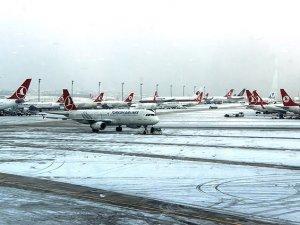 Türk Hava Yolları 117 seferini iptal etti