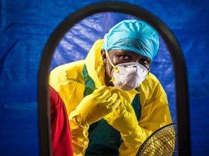 Nisan ayında eboladan kurtulabiliriz
