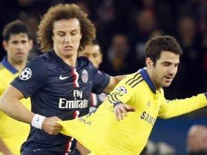 Chelsea avantajı kaptı