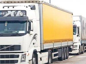 500 Türk kamyon şoförü Kerkük'te mahsur kaldı