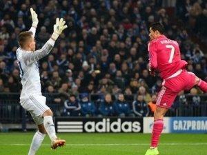 Real Madrid çeyrek finale göz kırptı