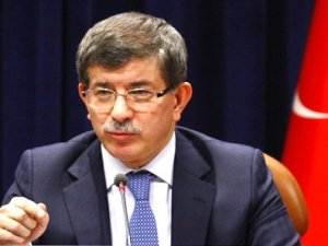 Başbakan Ahmet Davutoğlu: Amaçları kaos oluşturmak